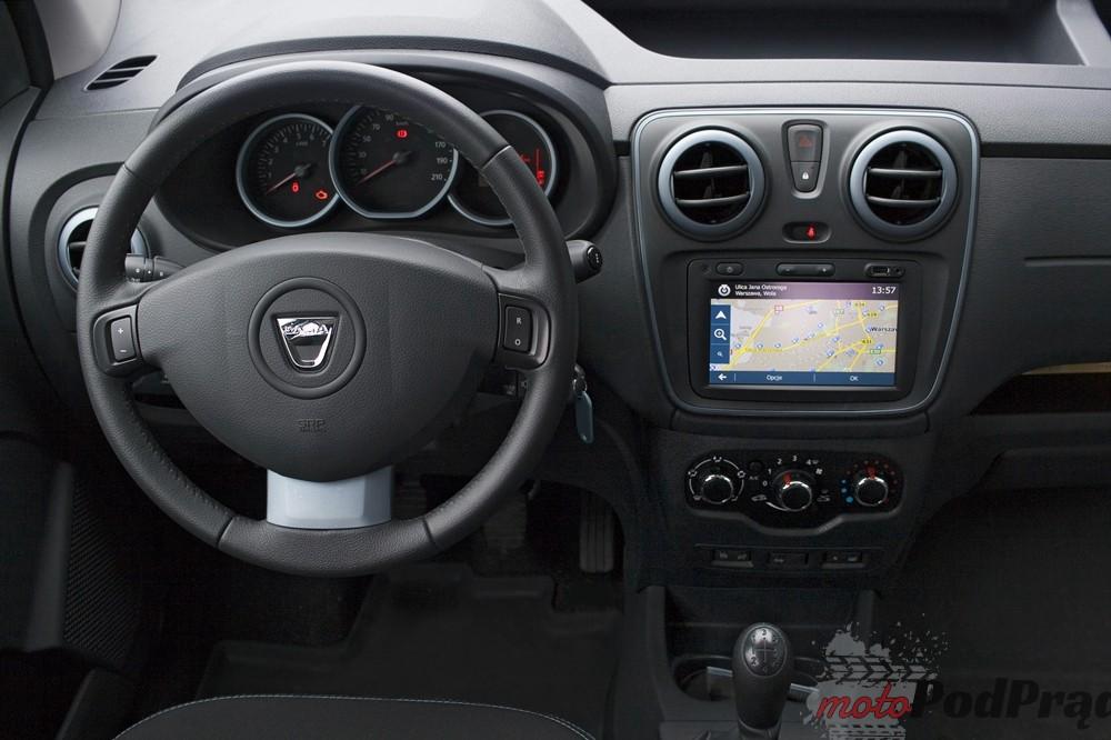 Dacia  Dokker 4 Test: Dacia Dokker 1.2 TCE. Płynnie.
