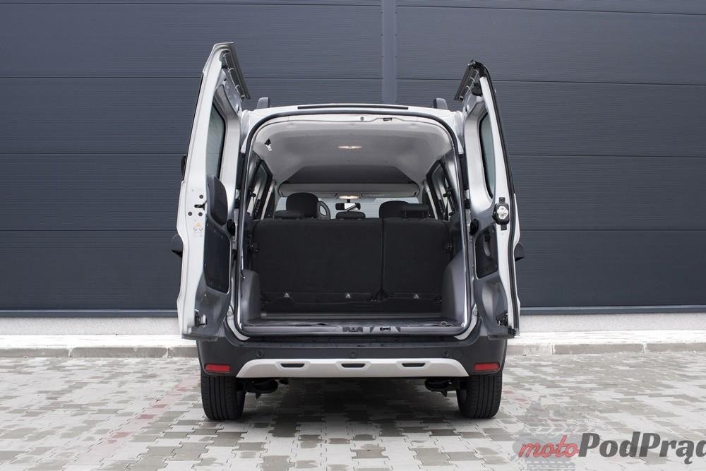 Dacia  Dokker 8 Test: Dacia Dokker 1.2 TCE. Płynnie.