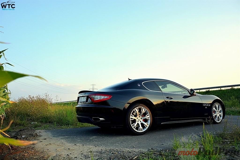 Maserati Granturismo 1 Znalezione: Maserati GranTurismo