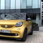 Smart ForTwo Cabrio 10 150x150 Test: Smart ForTwo Cabrio   zaskakuje na każdym kroku