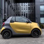Smart ForTwo Cabrio 15 150x150 Test: Smart ForTwo Cabrio   zaskakuje na każdym kroku