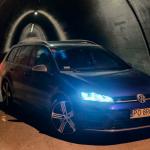 VW golf R 13 150x150 Test: Volkswagen Golf R Variant   niecodzienne kombi