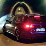 VW golf R 15 150x150 Test: Volkswagen Golf R Variant   niecodzienne kombi