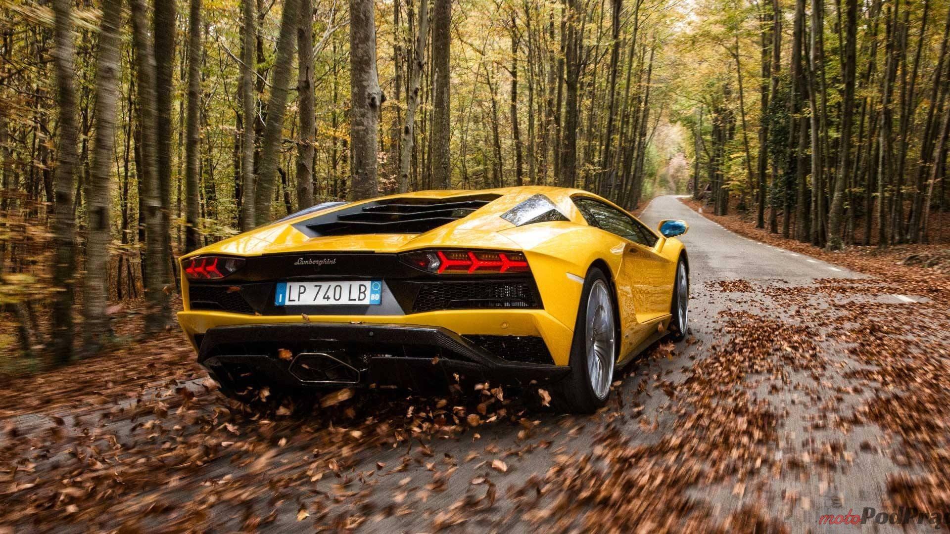 2017 lamborghini aventador s 3 Poprawić doskonałość: Lamborghini Aventador S