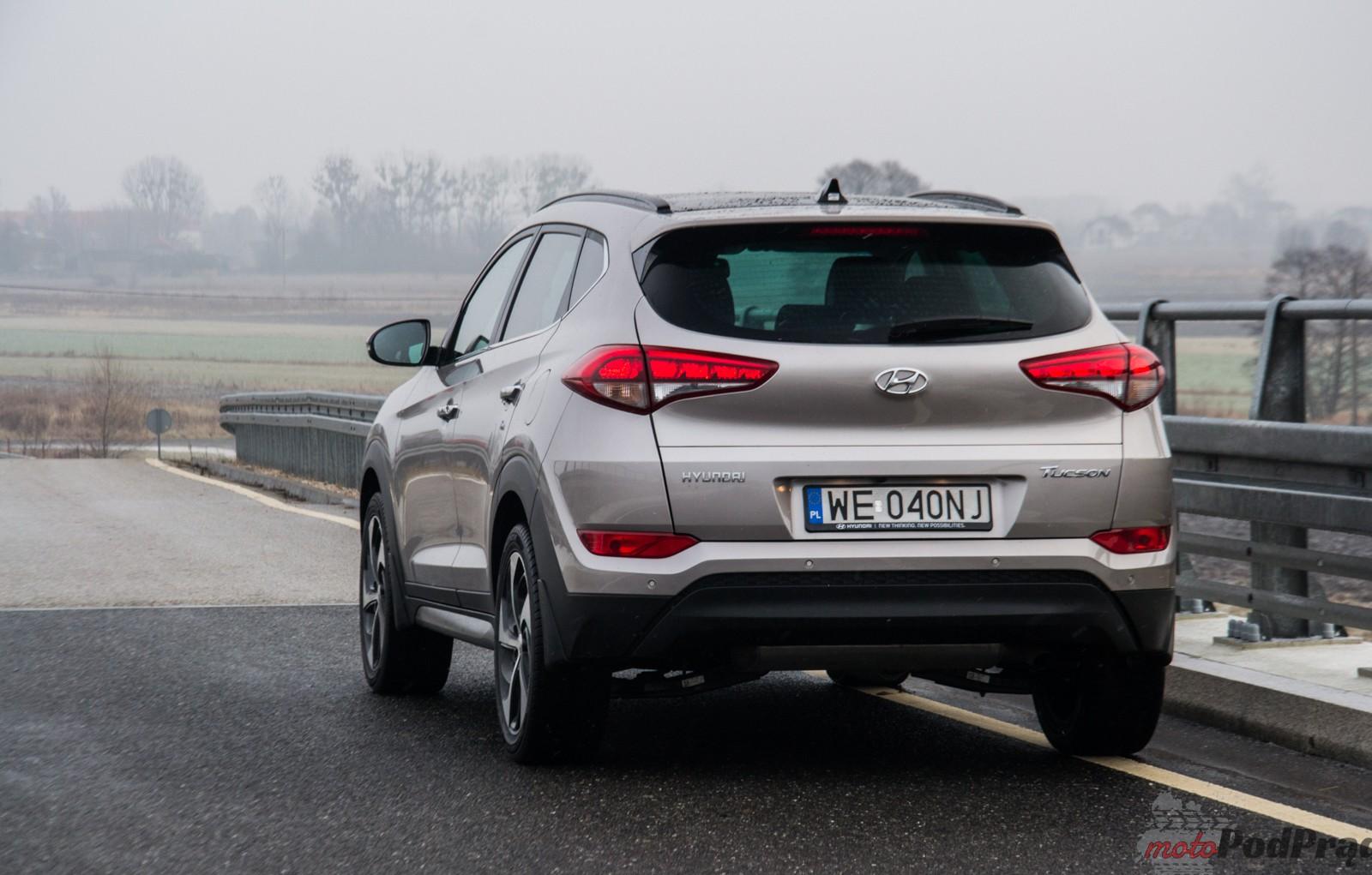 Hyundai Tucson 12 Najlepiej sprzedające się SUV y w Polsce