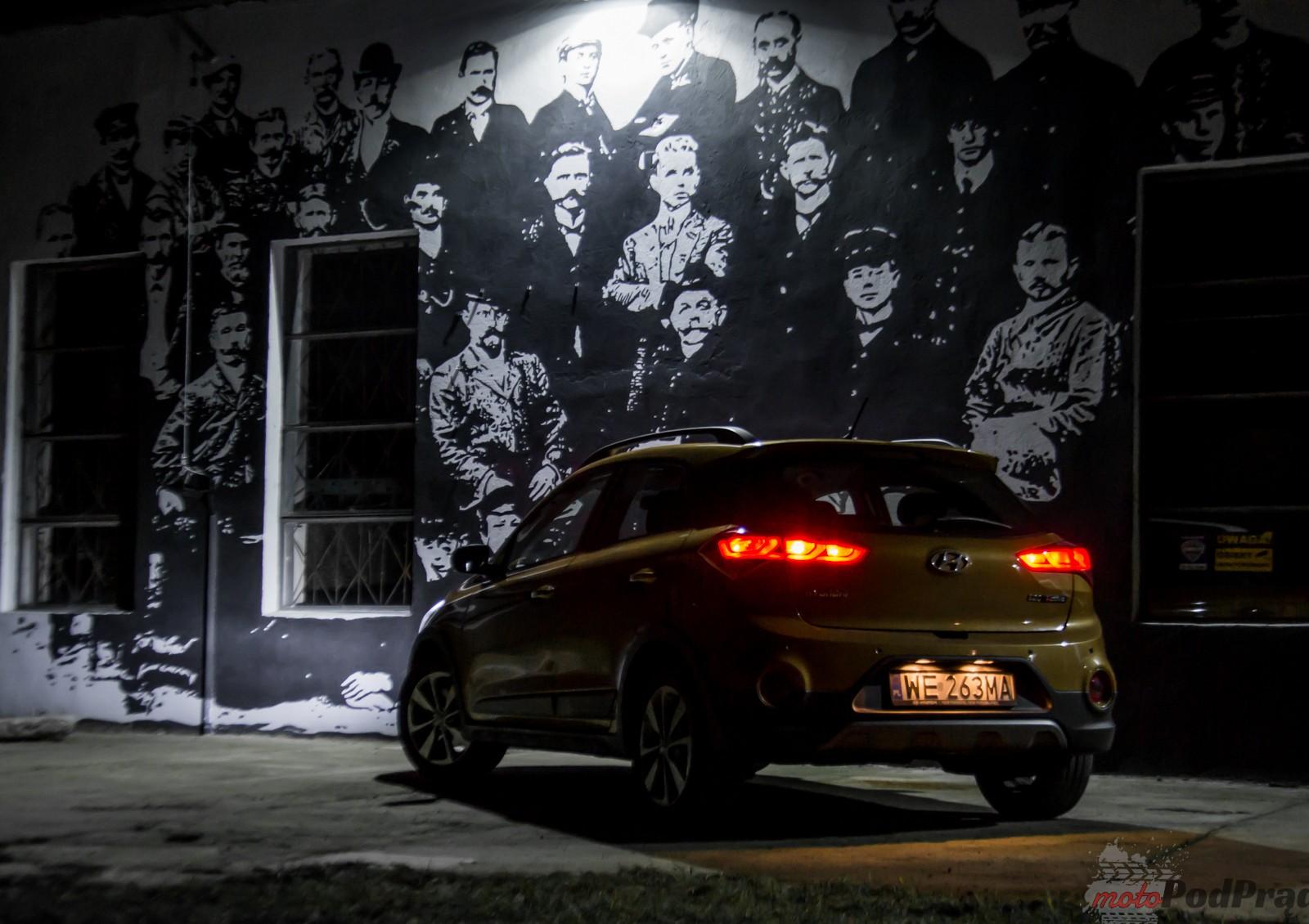 Hyundai i20 Active 9 Test: Hyundai i20 Active 1.0 T GDI – niczym modny piesek