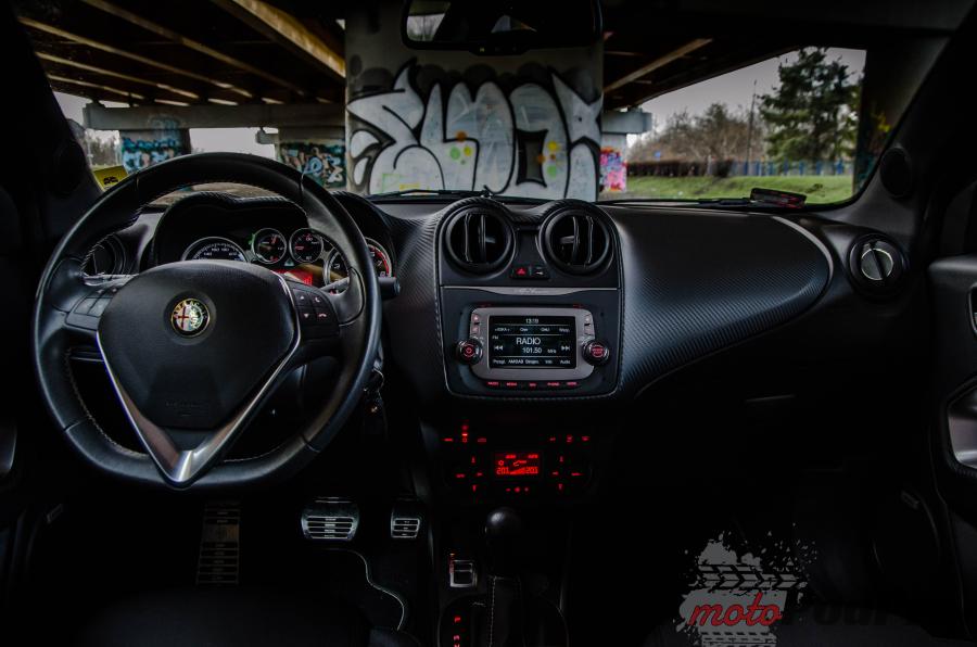 MiTo QV 10 Test: Alfa Romeo MiTo 1,4 TB 170 KM QV   czas na emeryturę?