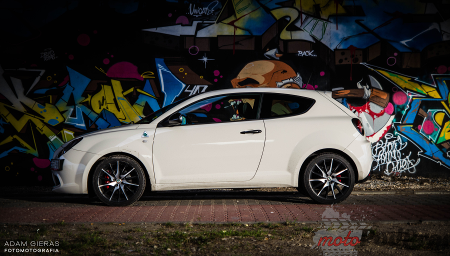 MiTo QV 11 Test: Alfa Romeo MiTo 1,4 TB 170 KM QV   czas na emeryturę?
