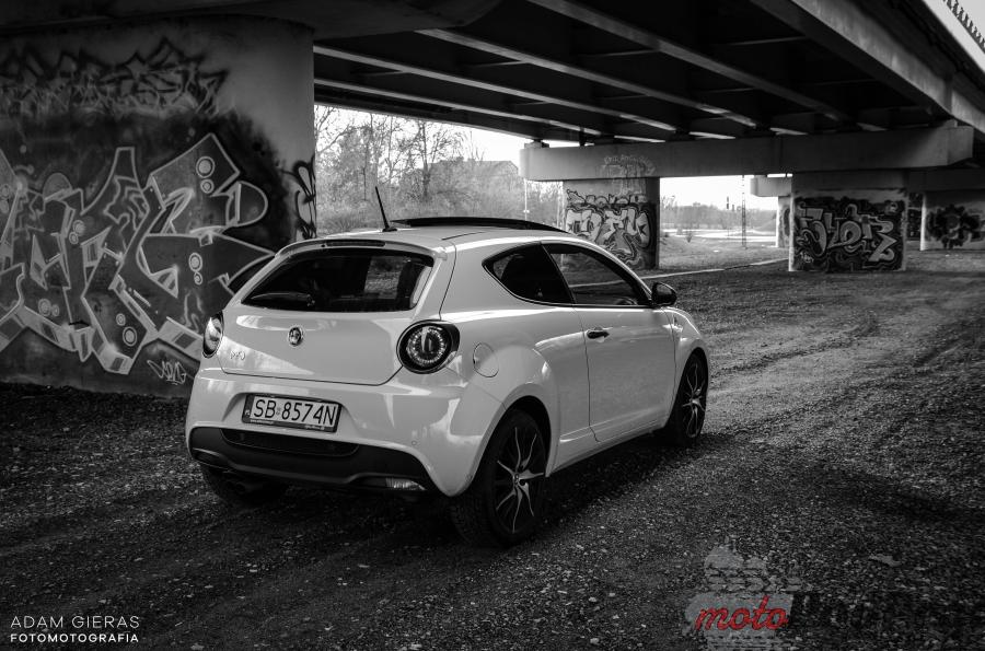 MiTo QV 6 Test: Alfa Romeo MiTo 1,4 TB 170 KM QV   czas na emeryturę?