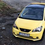 Seat Mii 21 150x150 Test: Seat Mii   żółty bzyk