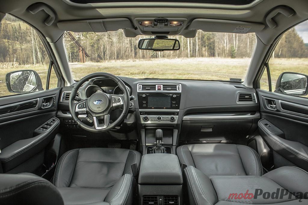 Subaru Outback diesel 16