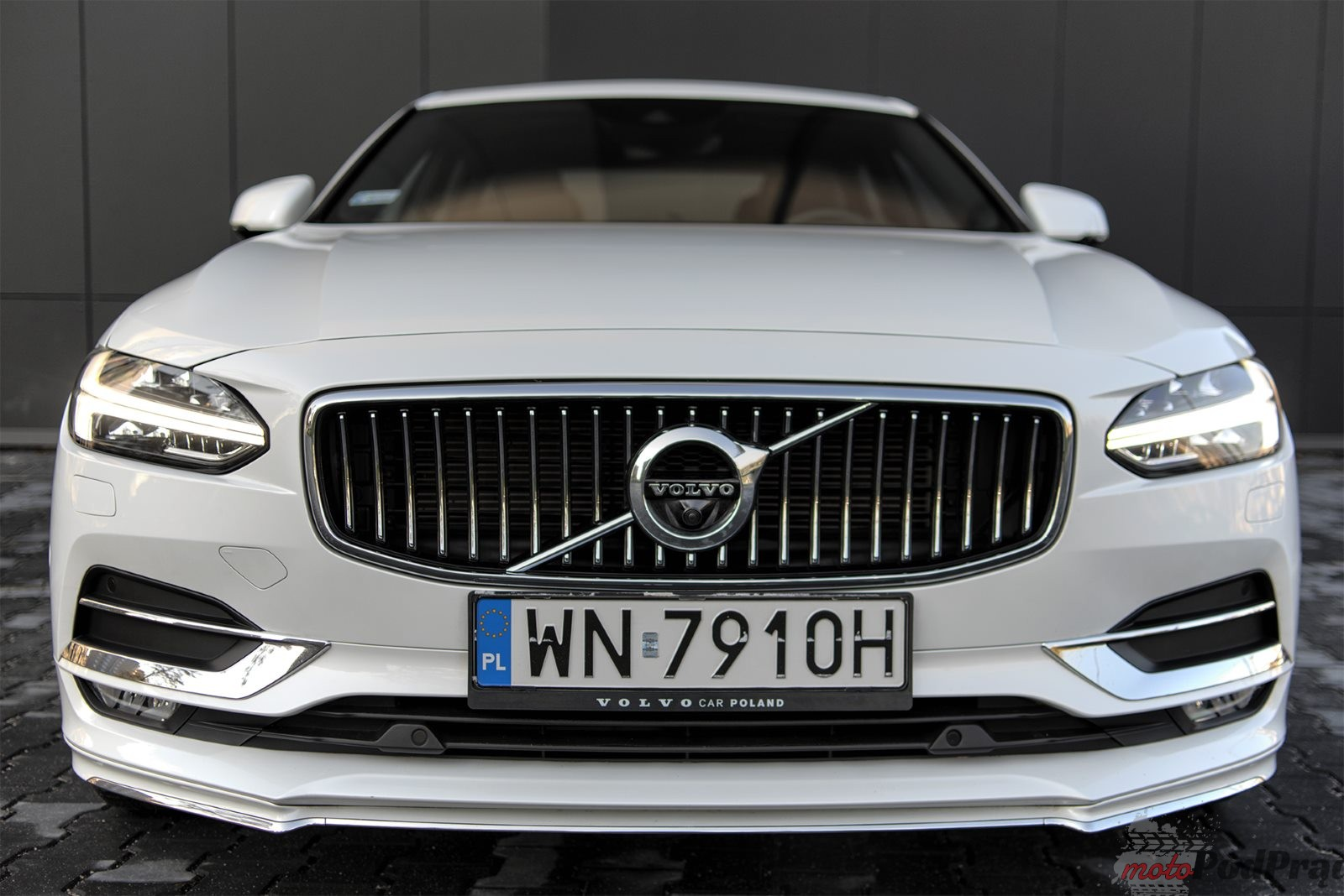 Volvo s90 D5 AWD 2 10 rzeczy, które pokochasz w nowym Volvo S90