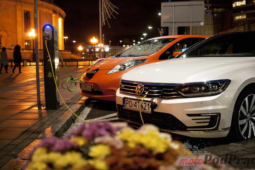 passat gte ładowanie Test: Volkswagen Passat GTE. Kwestie wizerunkowe.