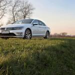 passat gte bok 150x150 Test: Volkswagen Passat GTE. Kwestie wizerunkowe.