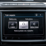 passat gte ekran 150x150 Test: Volkswagen Passat GTE. Kwestie wizerunkowe.