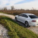 passat gte tył 150x150 Test: Volkswagen Passat GTE. Kwestie wizerunkowe.