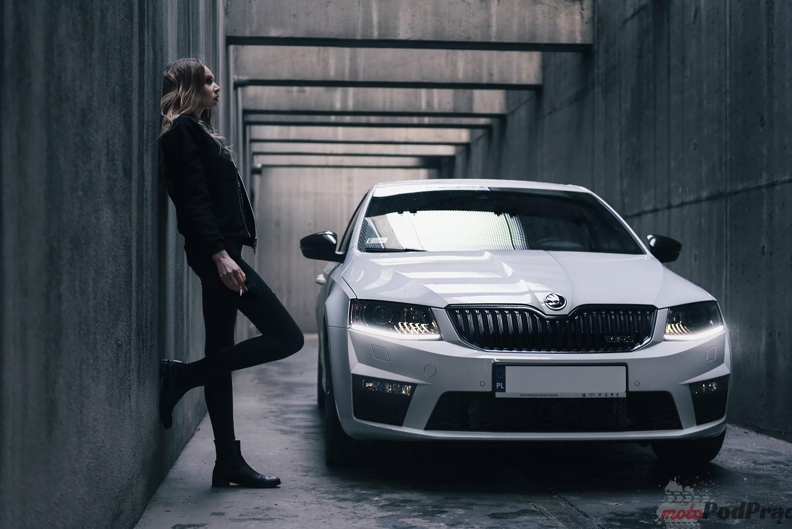 skoda eliza4 DxO Szybkie i piękne: Skoda Octavia RS