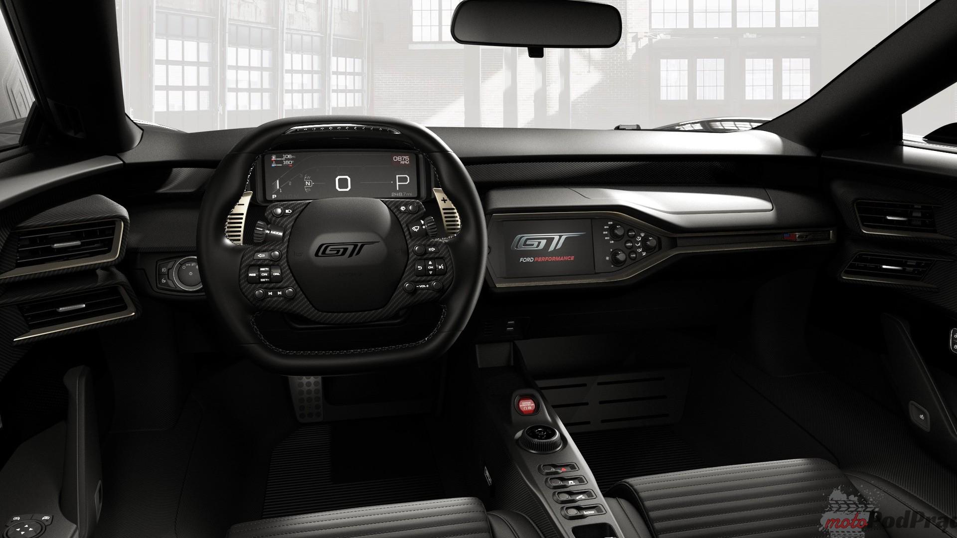 2017 ford gt 3 Ford GT: znamy liczby!