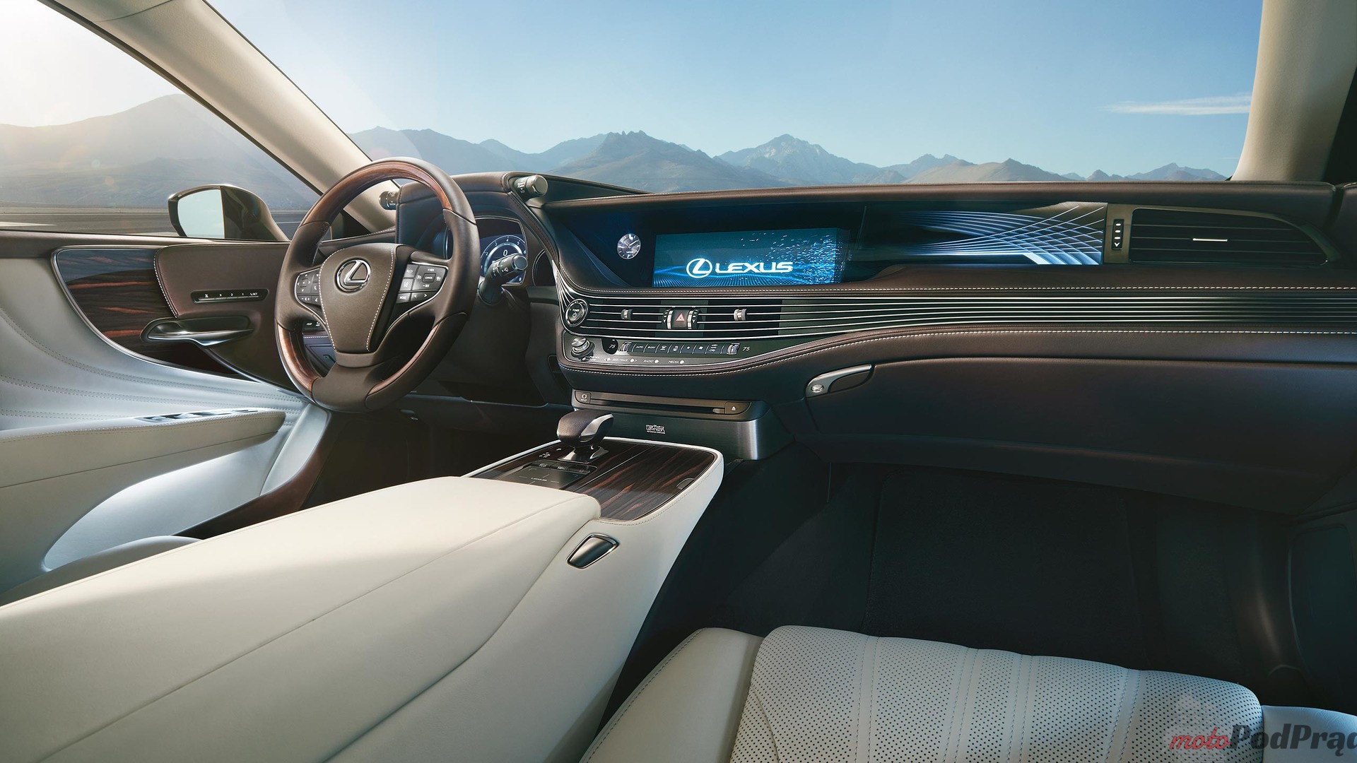 2018 lexus ls 2 Premiera: Lexus LS 2017