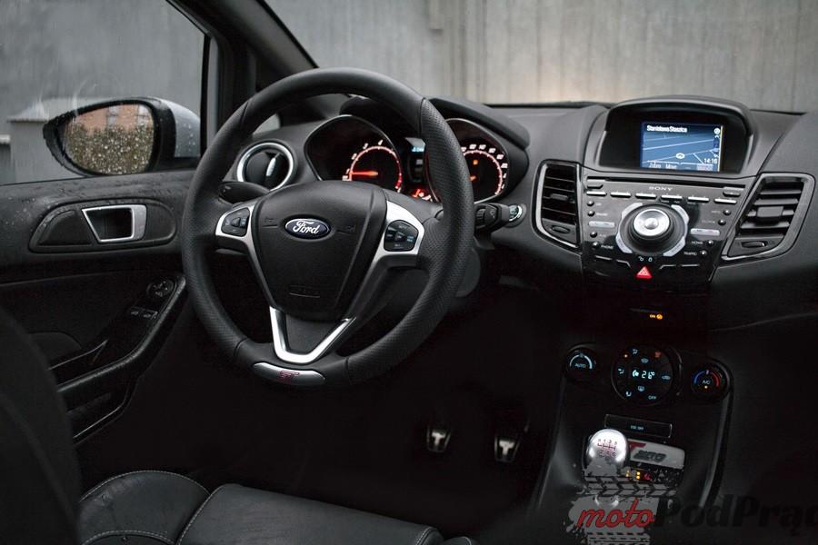 4 Test: Ford Fiesta ST200   obiektywnie!