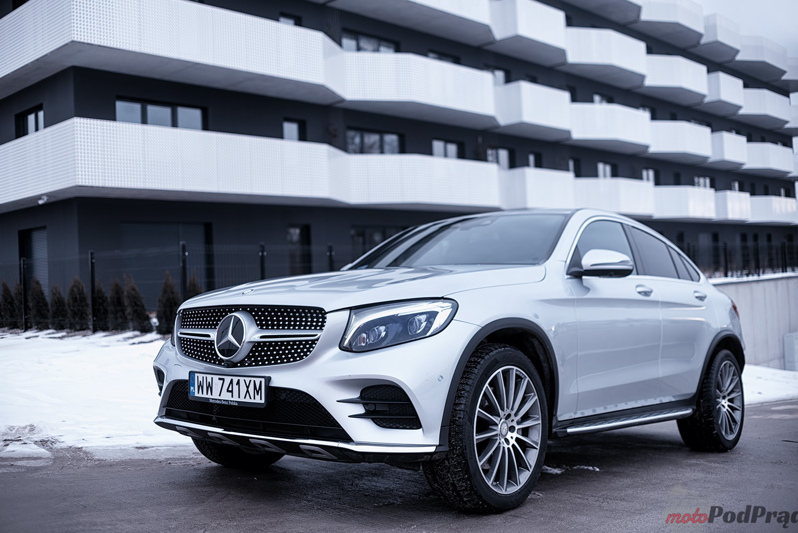 Mercedes GLC Coupe 5