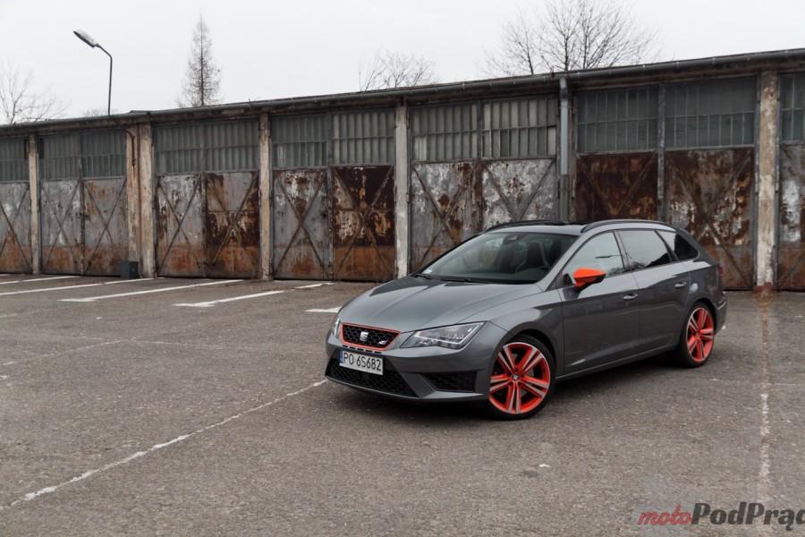 Seat Leon Cupra ST 290 (1)