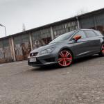 Seat Leon Cupra ST 290 2 150x150 Test: Seat Leon Cupra ST   niech moc będzie z Wami