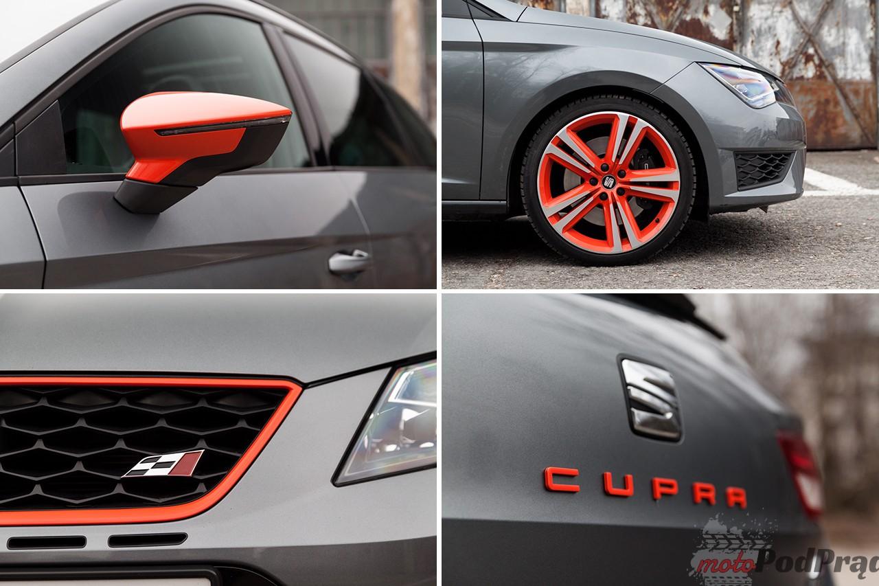 Seat Leon Cupra ST 290 5 Test: Seat Leon Cupra ST   niech moc będzie z Wami