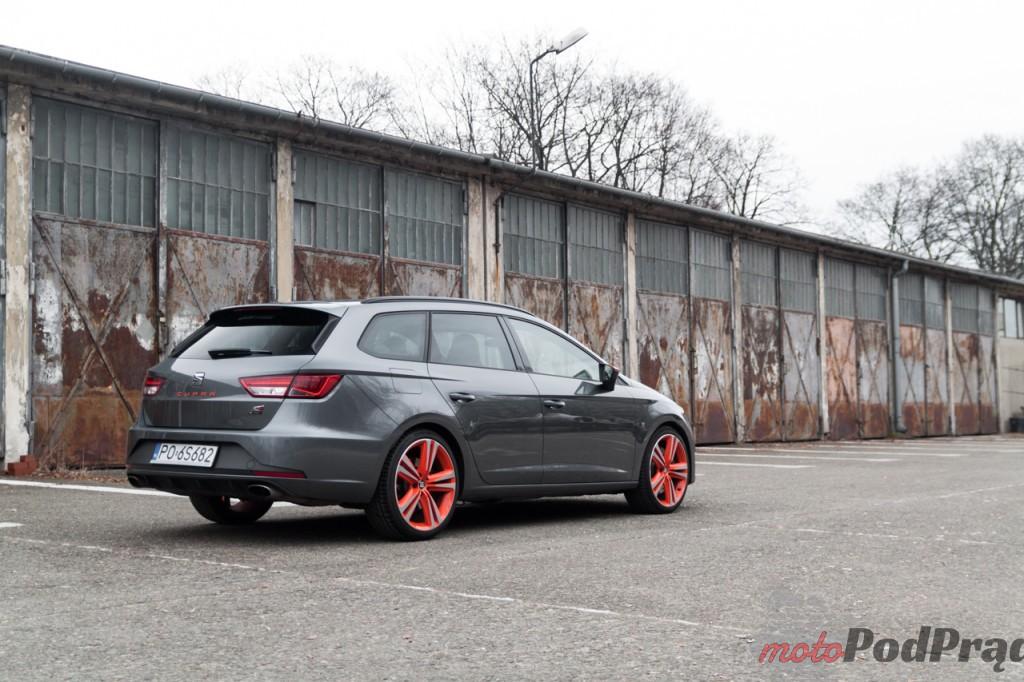 Seat Leon Cupra ST 290 8 1024x682 TOP 10   najtańsze nowe 300 KM