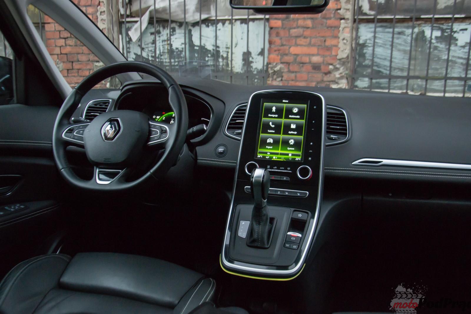 Test Renault Grand Scenic 8 Test: Renault Grand Scenic 1.6 DCI Bose – mnóstwo małych ale i kilka dużych.