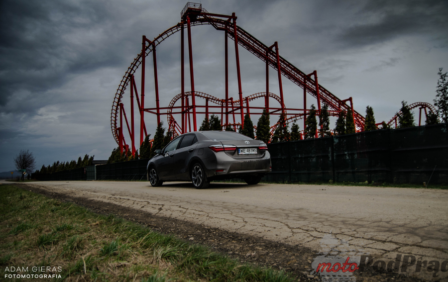 Toyota Corolla 5 Test: Toyota Corolla 1.6 Valvematic 132 KM Prestige   król sedanów?