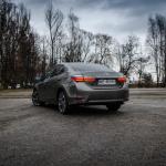 Toyota Corolla 6 150x150 Test: Toyota Corolla 1.6 Valvematic 132 KM Prestige   król sedanów?