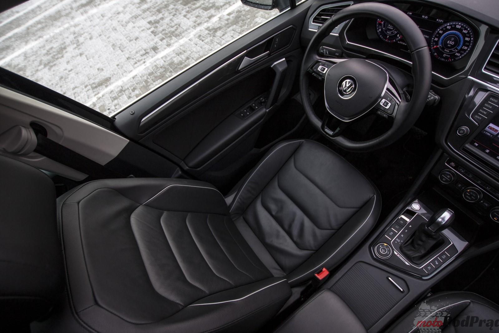 Volkswagen Tiguan 28 Test: Volkswagen Tiguan   dobry gad