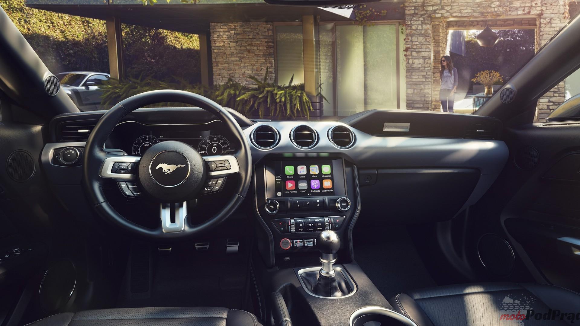 ford mustang 2018 1 Niespodziewany lifting Mustanga