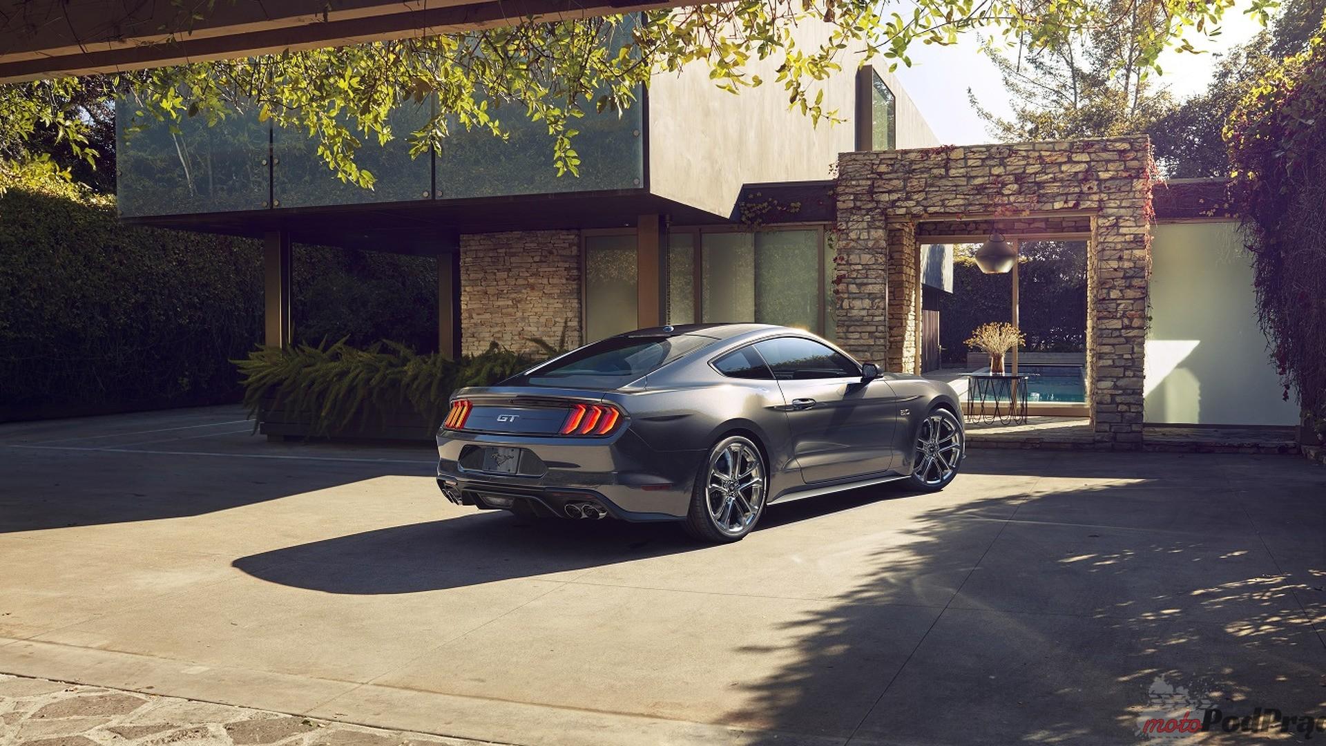 ford mustang 2018 Niespodziewany lifting Mustanga