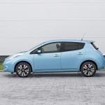 nissan leaf bok 150x150 Test: Nissan Leaf   recepta na smog?