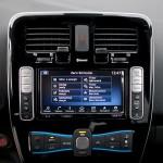 nissan leaf ekran 150x150 Test: Nissan Leaf   recepta na smog?