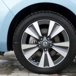 nissan leaf felgi 150x150 Test: Nissan Leaf   recepta na smog?