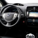 nissan leaf kokpit 150x150 Test: Nissan Leaf   recepta na smog?