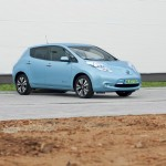 nissan leaf przód 150x150 Test: Nissan Leaf   recepta na smog?