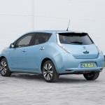 nissan leaf tył 150x150 Test: Nissan Leaf   recepta na smog?