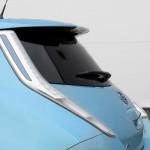 nissan leaf tył 2 150x150 Test: Nissan Leaf   recepta na smog?