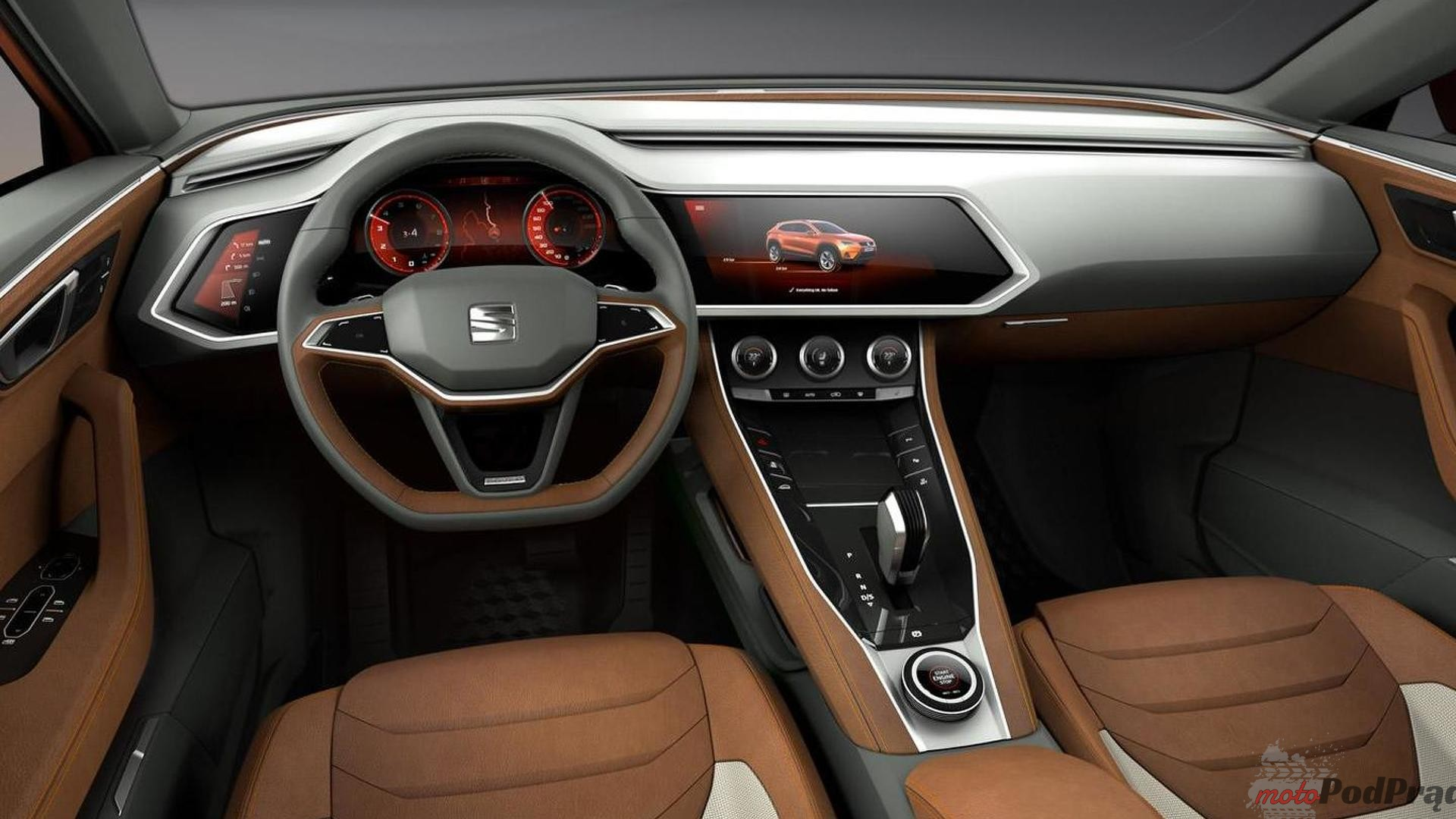 2015 548451 seat 20v20 concept1 Seat bierze Porsche na celownik?