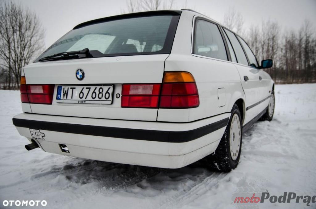 4 1024x679 Sprzedam: BMW E34 518 w stanie niemal idealnym, bez rdzy   youngtimer jak się patrzy!