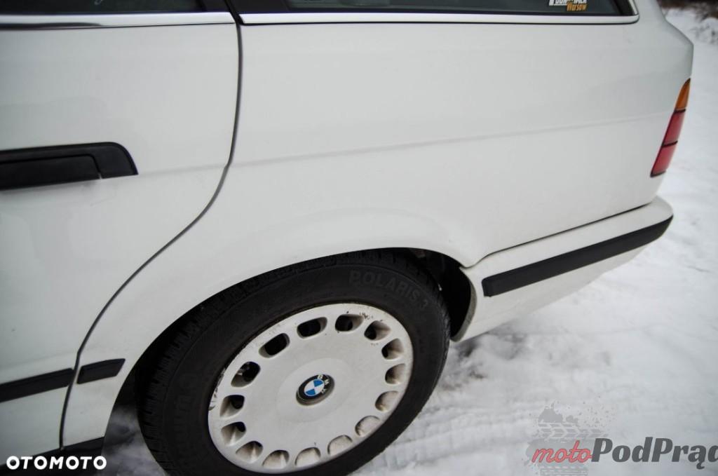 8 1024x679 Sprzedam: BMW E34 518 w stanie niemal idealnym, bez rdzy   youngtimer jak się patrzy!