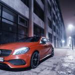 A220 2 150x150 Test: Mercedes A220 4matic   młoda para się odnajdzie