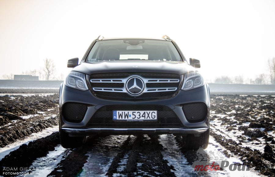 GLS500 10 Test: Mercedes GLS 500 – bestia z piekła rodem