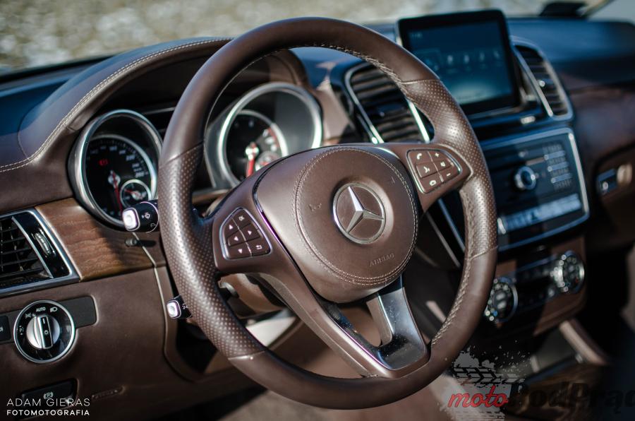 GLS500 22 Test: Mercedes GLS 500 – bestia z piekła rodem