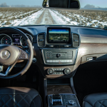 GLS500 4 150x150 Test: Mercedes GLS 500 – bestia z piekła rodem
