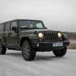 Jeep Wrangler 17 150x150 Test: Wrangler i nie chodzi o jeansy
